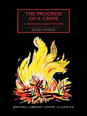 cover image of The Progress of a Crime