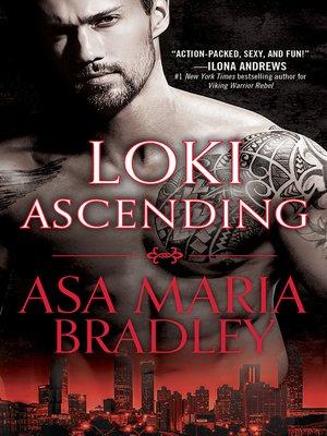 cover image of Loki Ascending