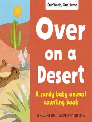 cover image of Over on a Desert