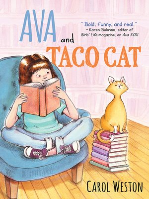cover image of Ava and Taco Cat