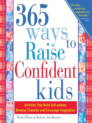 cover image of 365 Ways to Raise Confident Kids