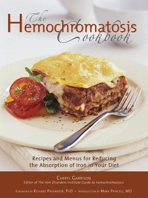 cover image of Hemochromatosis Cookbook