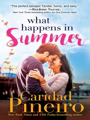 cover image of What Happens in Summer