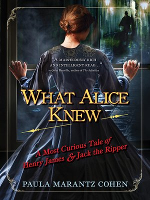 cover image of What Alice Knew