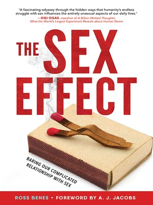 cover image of The Sex Effect