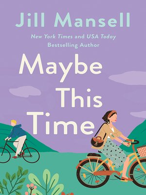 cover image of Maybe This Time
