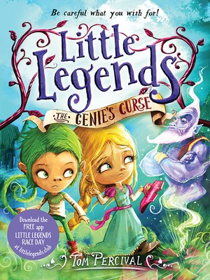 cover image of The Genie's Curse