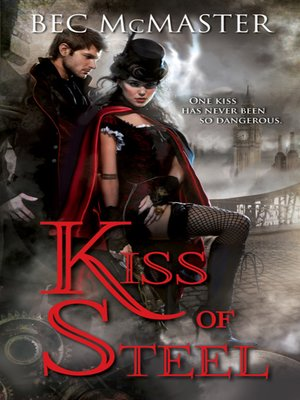 cover image of Kiss of Steel