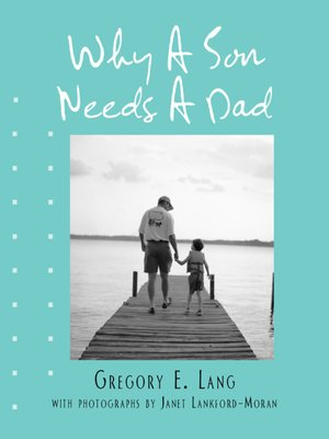 cover image of Why a Son Needs a Dad (Miniature Edition)