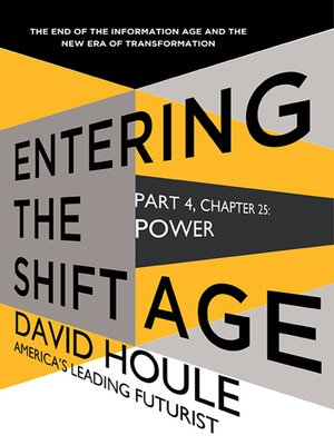 cover image of Power (Entering the Shift Age, eBook 11)