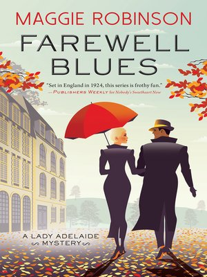 cover image of Farewell Blues