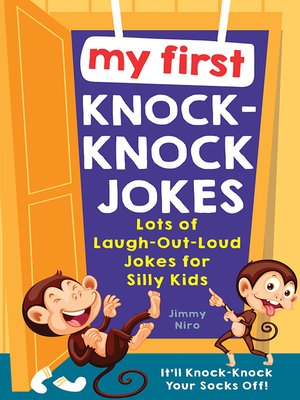 cover image of My First Knock-Knock Jokes