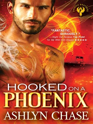 cover image of Hooked on a Phoenix
