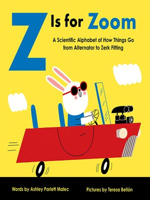 cover image of Z Is for Zoom