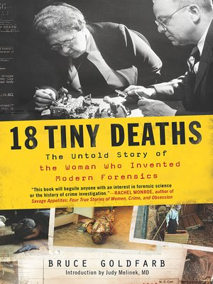 cover image of 18 Tiny Deaths