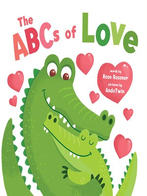 cover image of The ABCs of Love