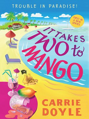 cover image of It Takes Two to Mango