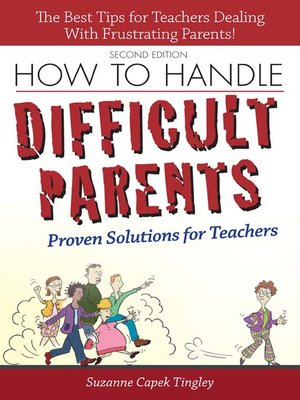 cover image of How to Handle Difficult Parents