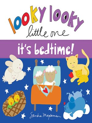 cover image of Looky Looky Little One It's Bedtime