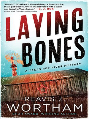 cover image of Laying Bones