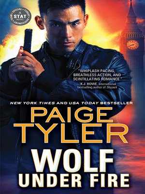 cover image of Wolf Under Fire