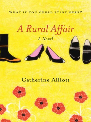cover image of A Rural Affair
