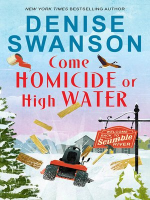 cover image of Come Homicide or High Water