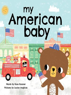 cover image of My American Baby