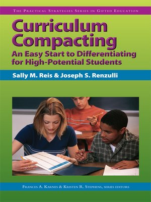 cover image of Curriculum Compacting