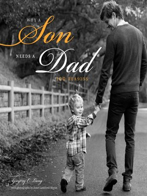 cover image of Why a Son Needs a Dad