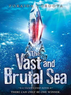 cover image of The Vast and Brutal Sea