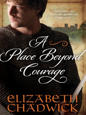 cover image of A Place Beyond Courage