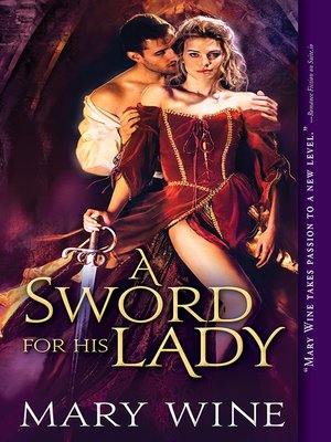 cover image of A Sword for His Lady