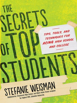 cover image of The Secrets of Top Students