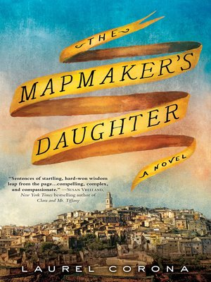 cover image of The Mapmaker's Daughter