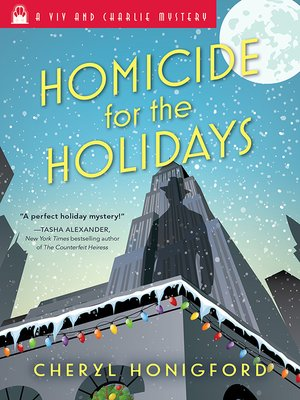 cover image of Homicide for the Holidays