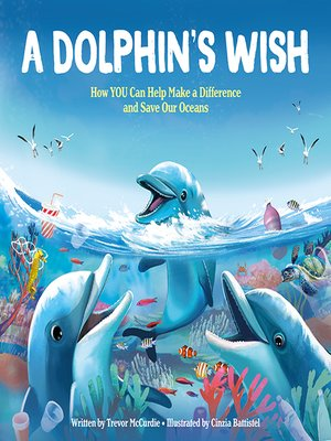 cover image of A Dolphin's Wish