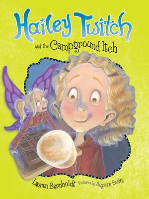 cover image of Hailey Twitch and the Campground Itch