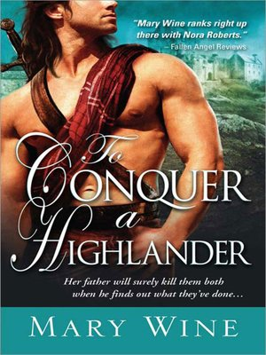 cover image of To Conquer a Highlander