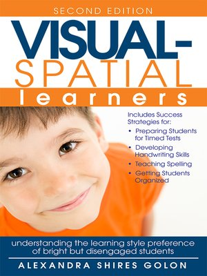 cover image of Visual-Spatial Learners