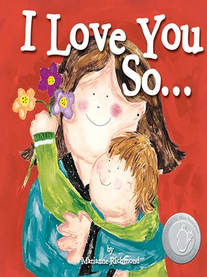 cover image of I Love You So...