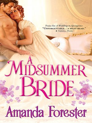 cover image of A Midsummer Bride