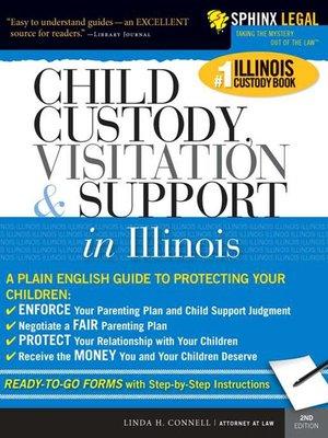 Child Custody Visitation And Support In Illinois