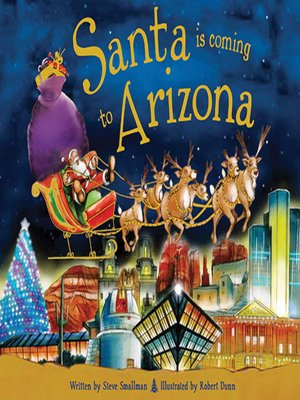 cover image of Santa Is Coming to Arizona