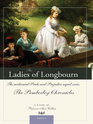 cover image of The Ladies of Longbourn