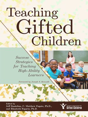 cover image of Teaching Gifted Children