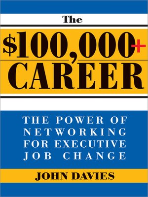 cover image of The $100,000+ Career