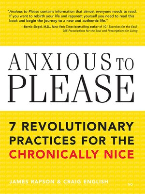 cover image of Anxious to Please
