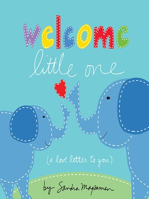 cover image of Welcome Little One