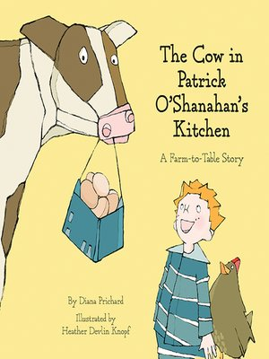 cover image of The Cow In Patrick O'Shanahan's Kitchen